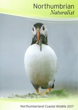 Cover of Coastal Wildlife 2017 Booklet featuring a Puffin