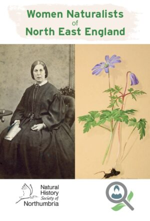 Cover of Women Naturalists of North East England Exhibition Booklet